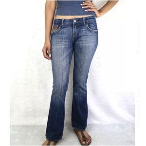 Citizens of Humanity 28 Stretch LINDA #068 BootCut
